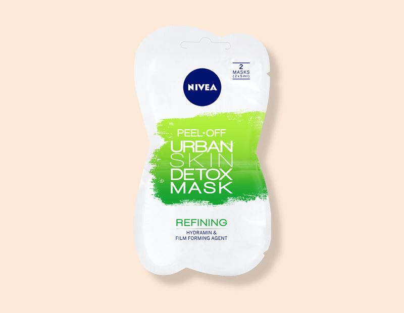 Urban Skin Detox Peel-Off Μάσκα